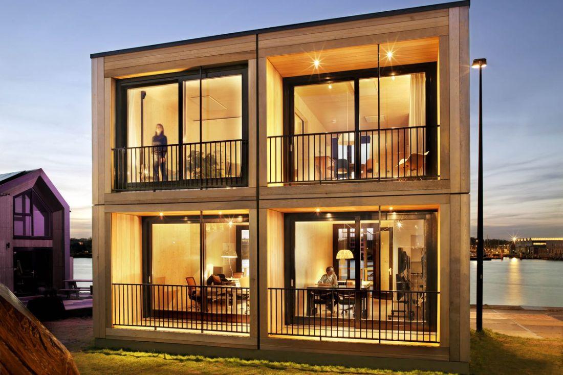 Modular Housing Vs Traditional Methods – Neil Mangan\'s Blog